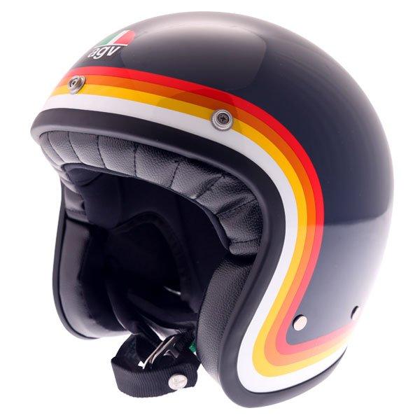 X70 Riviera Helmet Blue