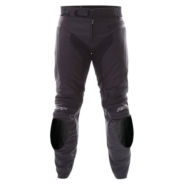 R-Sport CE Leather Jeans Black RST Clothing