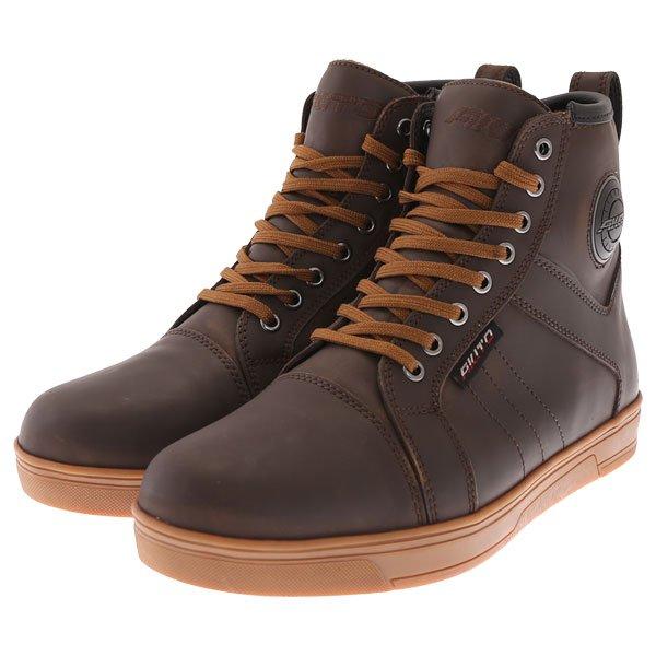 Citizen Boots Brown
