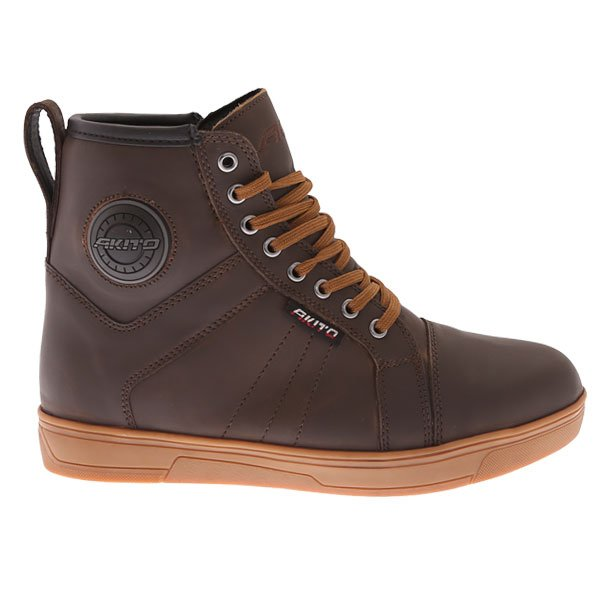 Akito Citizen Boots Brown Size: UK 6