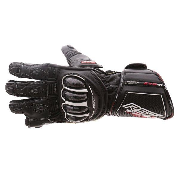 Tractech Evo R CE Gloves Black Summer Gloves