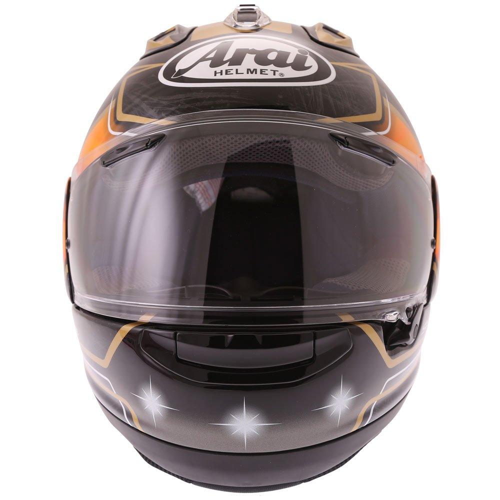 RX-7V Pedrosa Spirit Helmet Gold