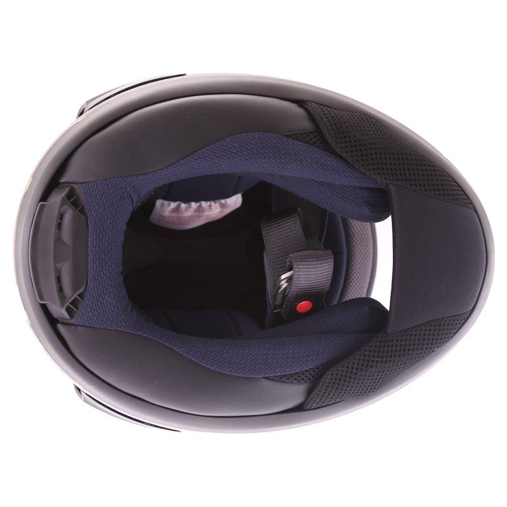 Arai RX-7V Pedrosa Spirit Gold Full Face Motorcycle Helmet Right Side