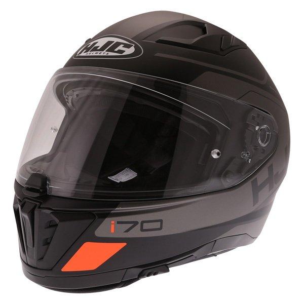 I70 Karon Helmet Black