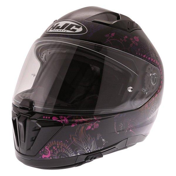 I70 Varok Helmet Pink HJC Ladies