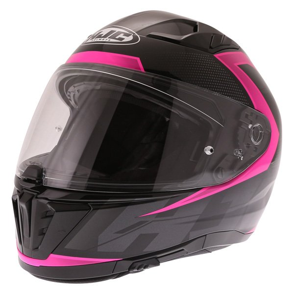 I70 Asto Helmet Pink HJC Ladies