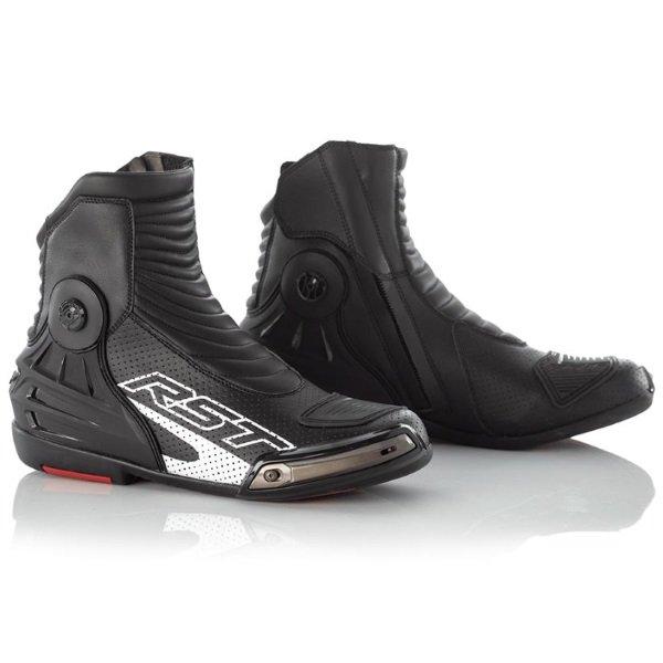Tractech Evo III Short Boots Black Boots