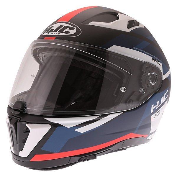 I70 Elim Helmet Red Black Blue White