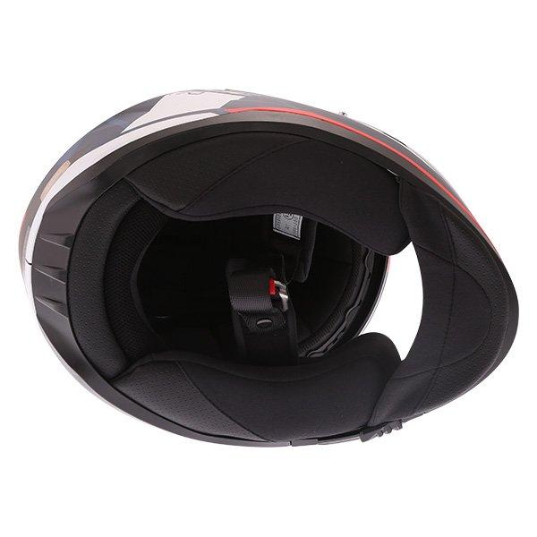 HJC I70 Elim Red Black Blue White Full Face Motorcycle Helmet Inside