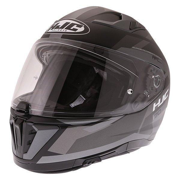 I70 Elim Helmet Black Grey