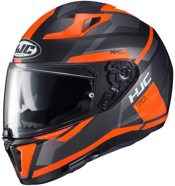 I70 Elim Helmet Orange