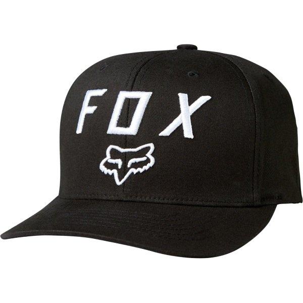 Fox Legacy Moth 110 Snapback Black One size