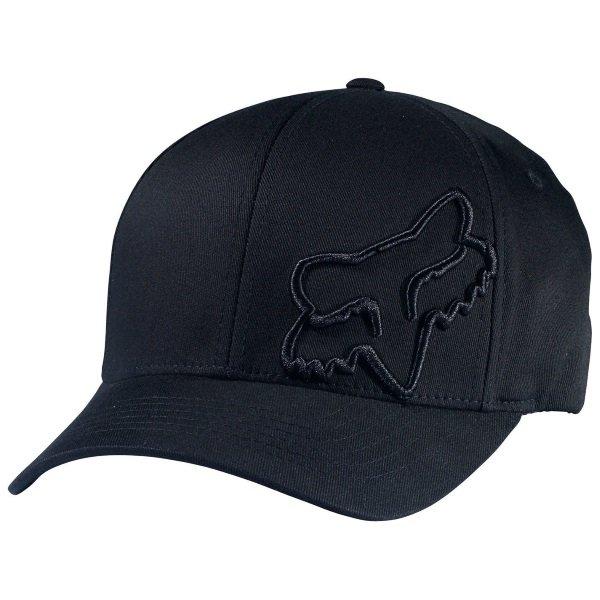 Fox Legacy Flexfit Hat Black Unisex - S/M