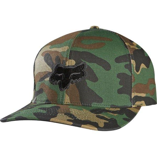 Fox Legacy Flexfit Hat Camo Unisex - S/M