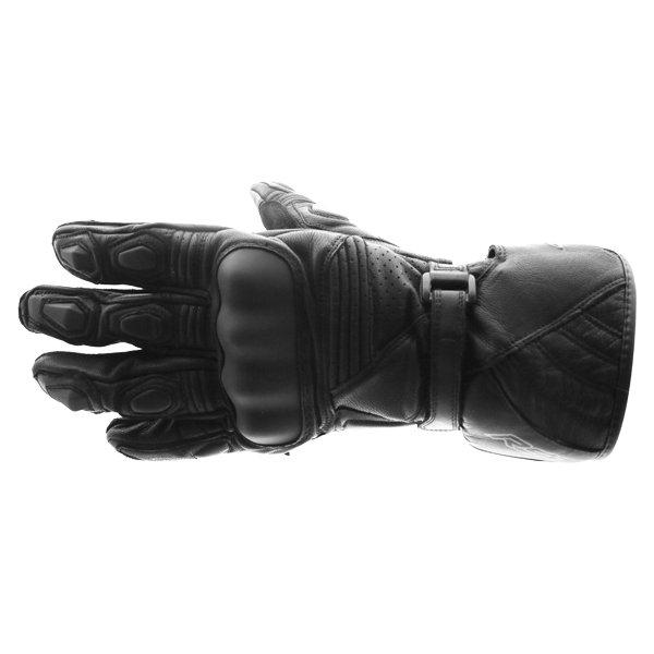 GT CE Mens Gloves Black Summer Gloves