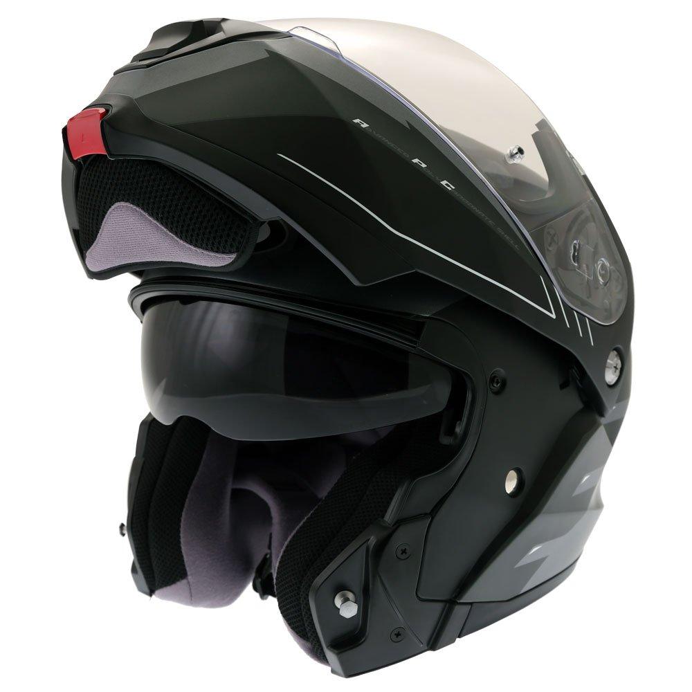 IS-Max 2 Cormi Helmet Black