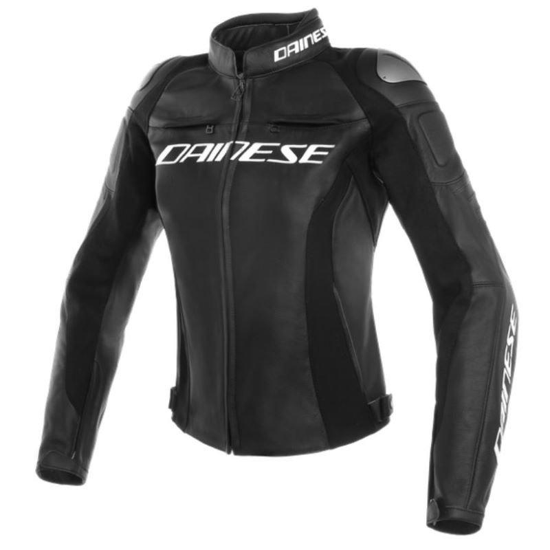 Racing 3 Lady Jacket Black Dainese Ladies