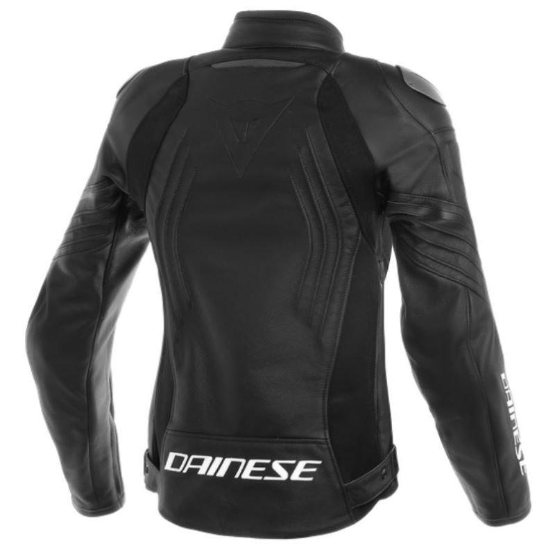 Dainese Racing 3 Lady Jacket Black Black