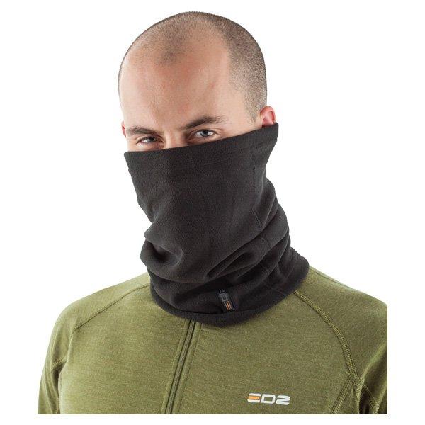Lightweight Neck Tube Black Clothing