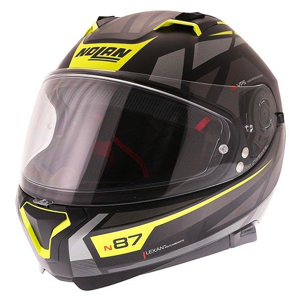 Nolan N87 Originality N-Com He 70 Motorcycle Helmets