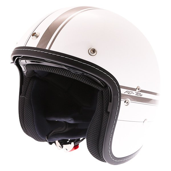 FG-70S Ladon Helmet White