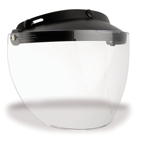 Bell Custom 500 Mxl 3-Snap Clear Visor