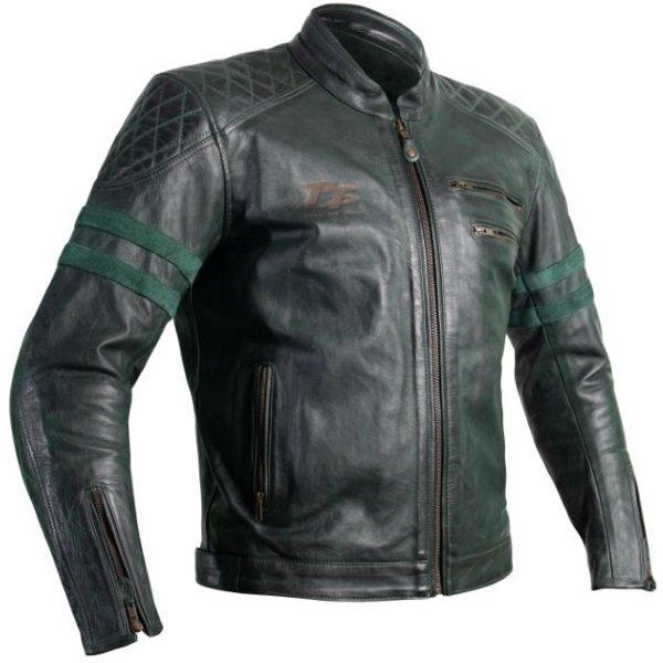 IOM TT Hillberry CE Jacket Green