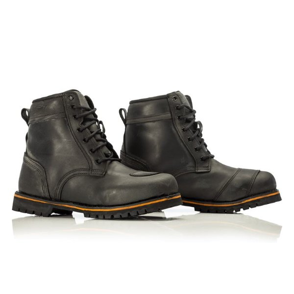 Roadster CE WP Boots Oily Black