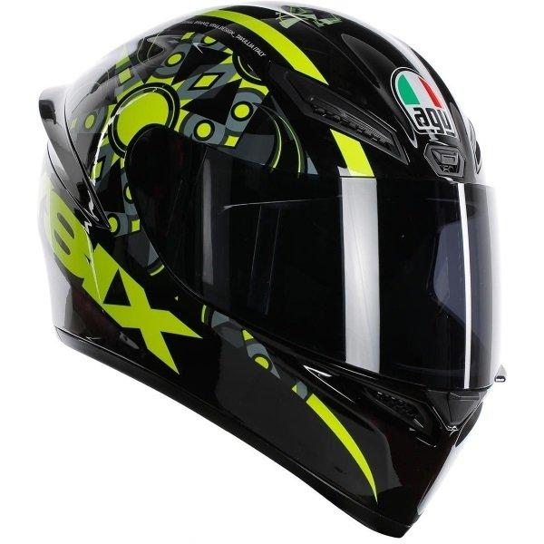 AGV K1 Flavim 46 Full Face Motorcycle Helmet Front Right