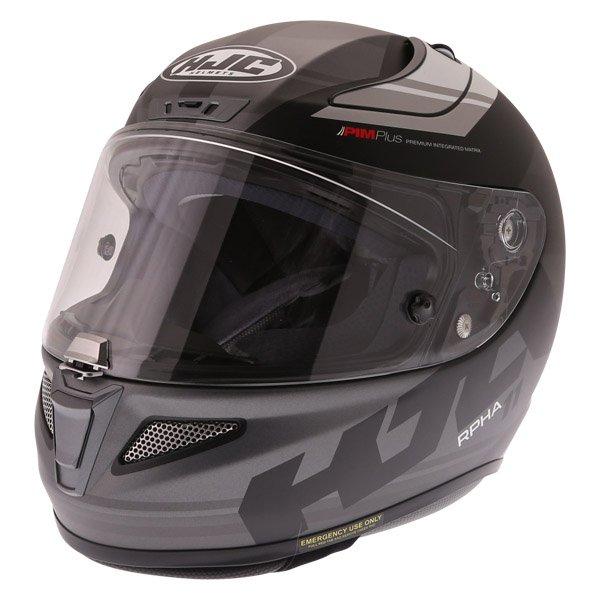 Rpha 11 Naxos Helmet Black