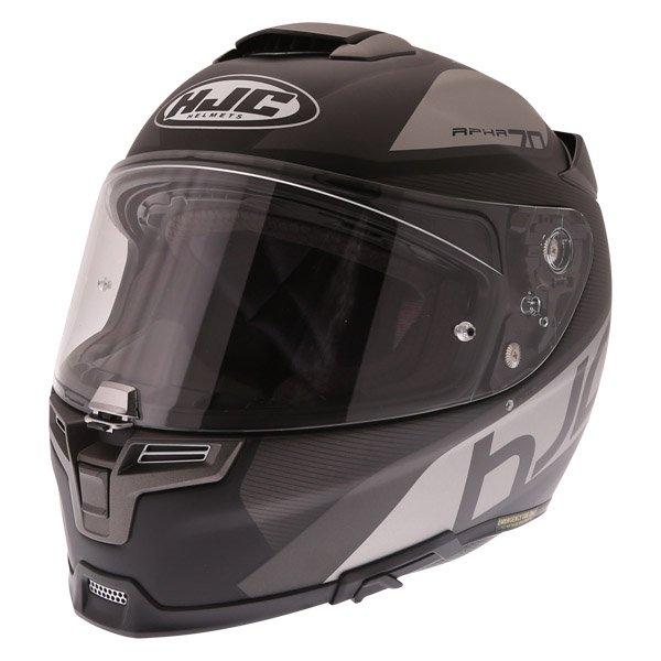 Rpha 70 Pinot Helmet Black Grey