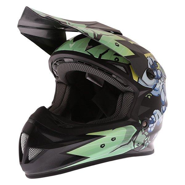 FT15Y Kids MX Helmet Gorilla Kids Motocross Helmets