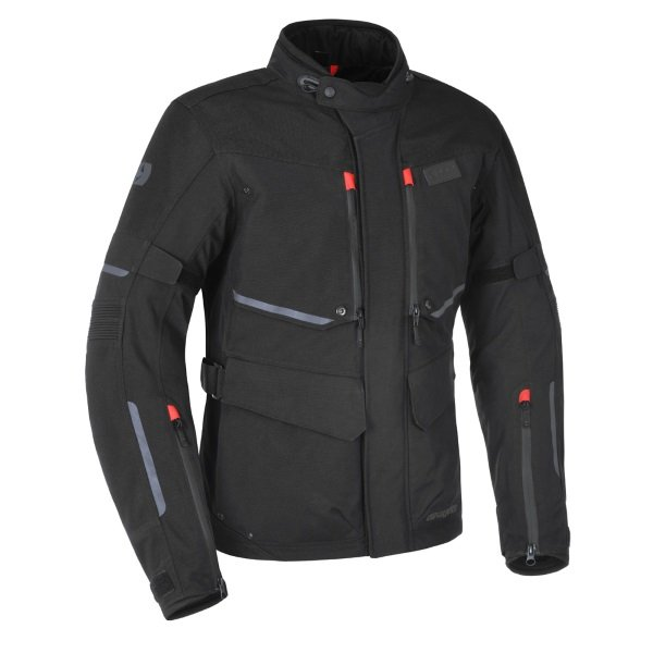 Mondial Advanced Jacket Black Oxford Clothing