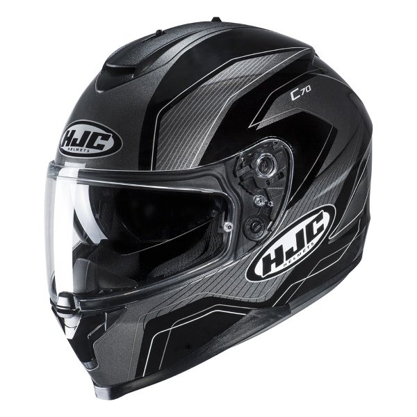 C70 Lianto Helmet Black