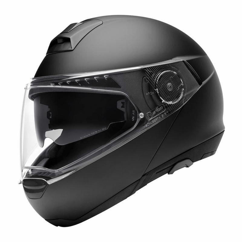 C4 Pro Helmets Matt Black Schuberth Helmets