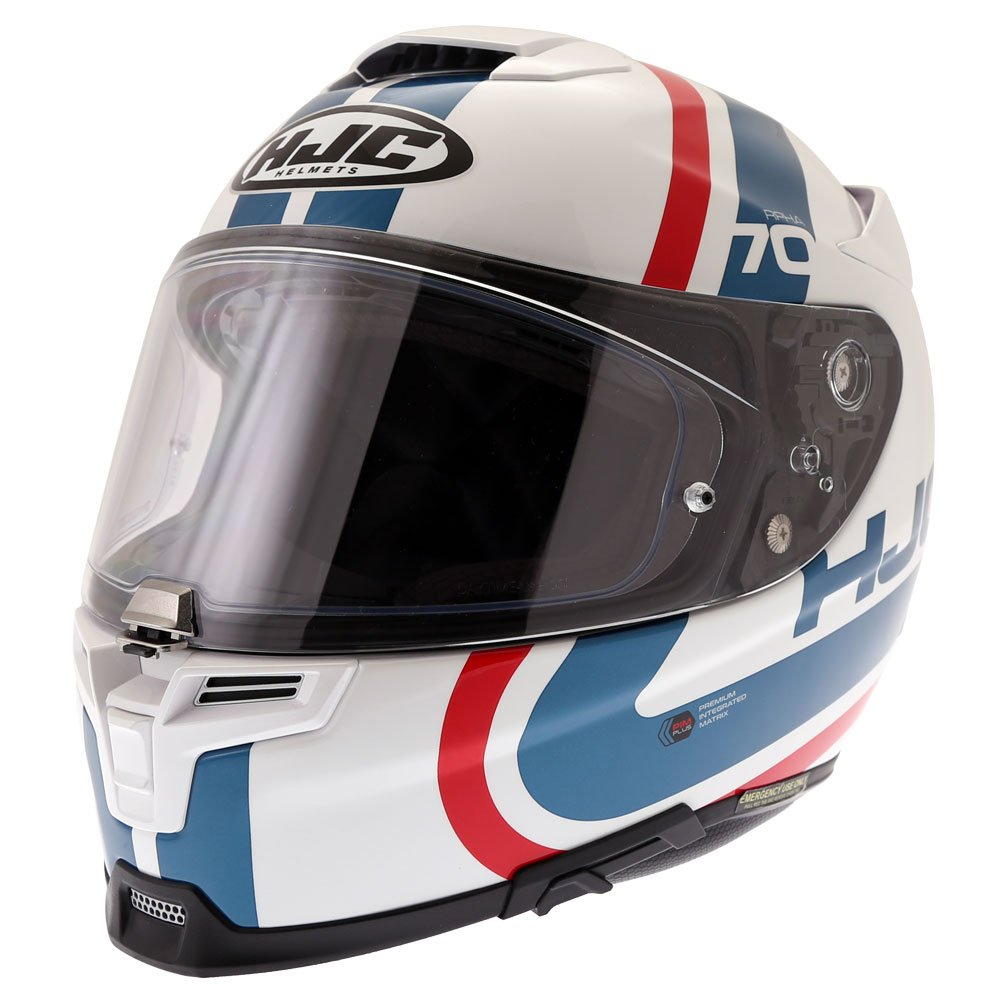 Rpha 70 Gaon Helmet Red White Blue