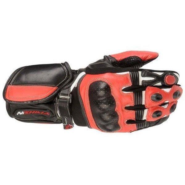 NG-101 Gloves Black Red
