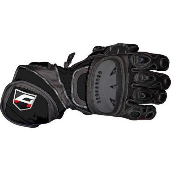 Akito Sport Max Gloves Black Size: Mens - XS