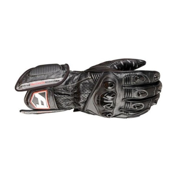 Akito Sport Rider Gloves Black Size: Mens - XS