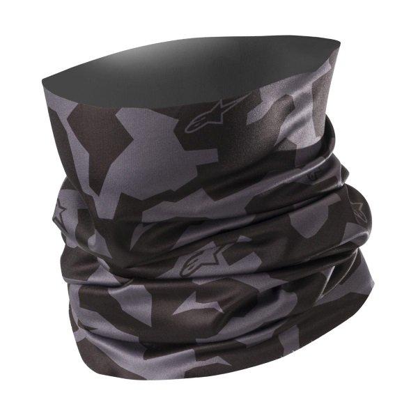 Camo Neck Tube Black Anthracite Alpinestars