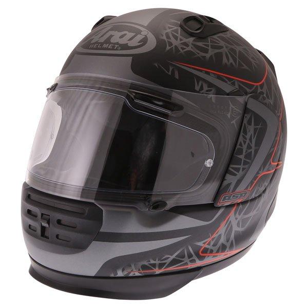 Arai Rebel Sting Multi Full Face Motorcycle Helmet Front Left