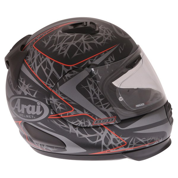 Arai Rebel Sting Multi Full Face Motorcycle Helmet Right Side