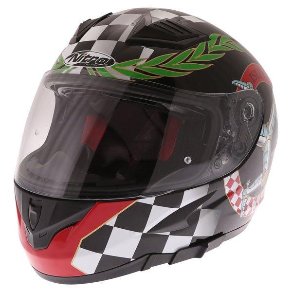 N2300 Isle of Man Helmet Black