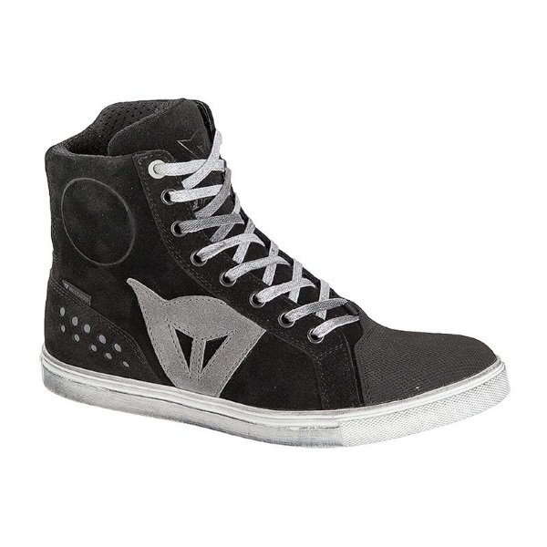 Street Biker Lady D-WP Shoes Black Anthracite Dainese Ladies