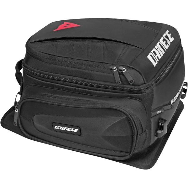 D-Tail Motorcycle Bag Tail Packs