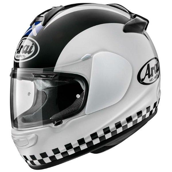 Arai Debut Saltire Full Face Motorcycle Helmet Left Side