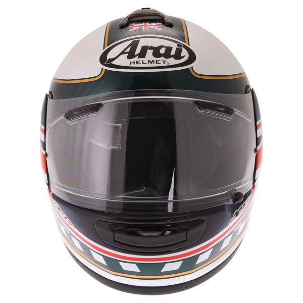 Arai Debut Union Full Face Motorcycle Helmet Front