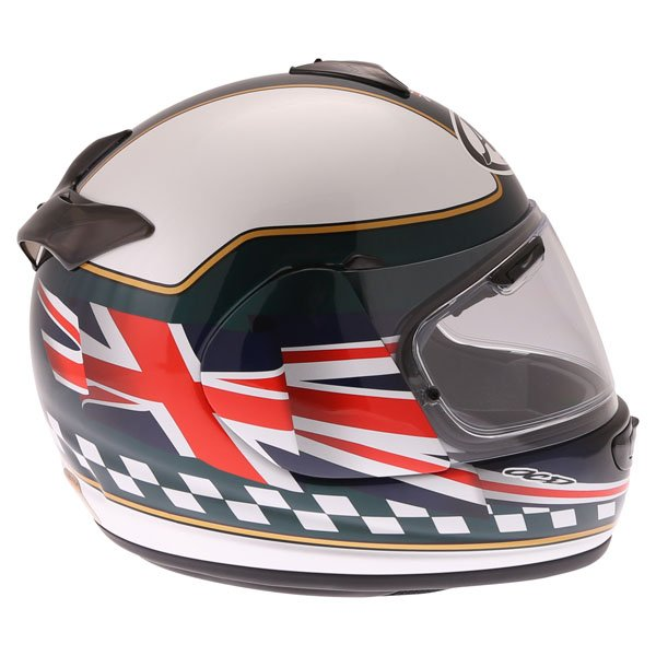 Arai Debut Union Full Face Motorcycle Helmet Right Side