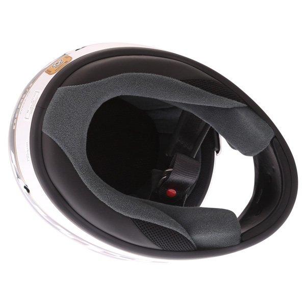 Arai Debut Union Full Face Motorcycle Helmet Inside