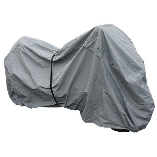 Bike It Premium Large Motorcycle Cover With Exender Strap